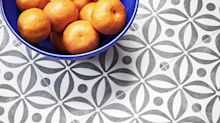 Stylish new vinyl flooring from the Carpetright x House Beautiful collection