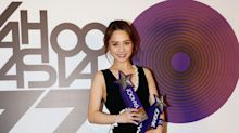 PHOTOS: Samuel Kim, Hacken Lee, Gillian Chung and more at Yahoo Asia Buzz Awards 2017