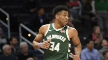 Somehow, Giannis Antetokounmpo doesn't own a basketball hoop