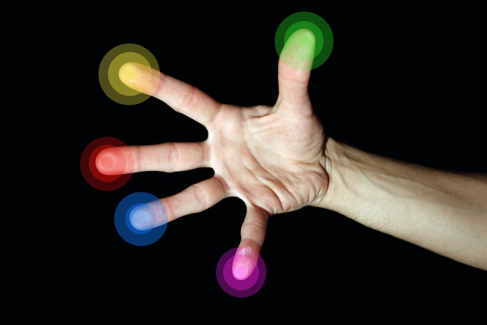 Touch Screen Haptic Input