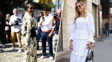Nachthemd-Look vermeiden: Styling-Tipps für Maxi-Kleider
