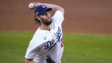 Dodgers scratch Clayton Kershaw for Game 2 of NLCS due to back spasms