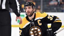 Bruins' Patrice Bergeron earns Mark Messier NHL Leadership Award