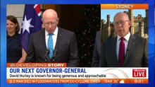 David Hurley is the next Governor-General of Australia