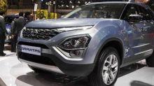 Tata Gravitas spied with new alloy wheel design