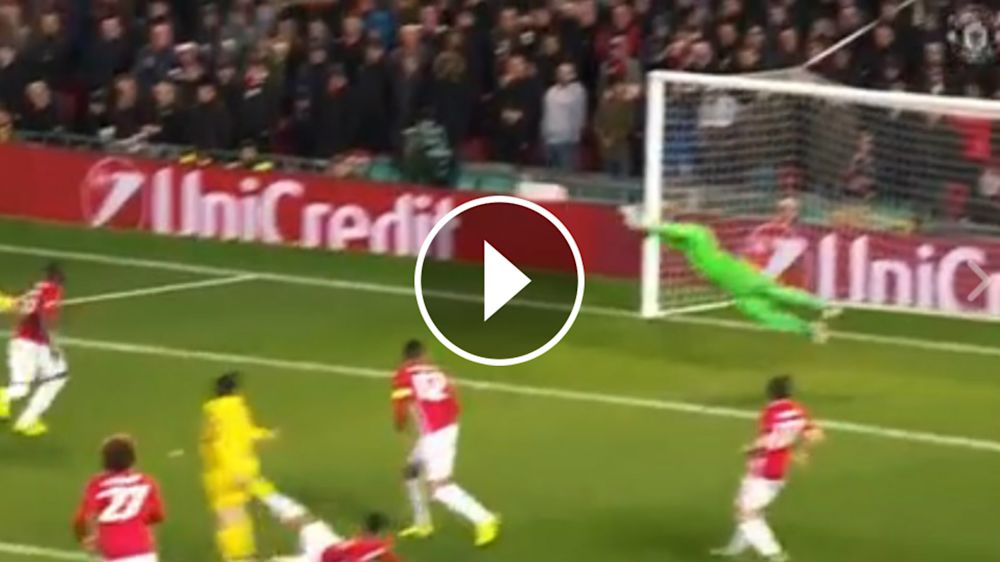 VIDEO: Las mejores atajadas de Sergio Romero en la Europa League