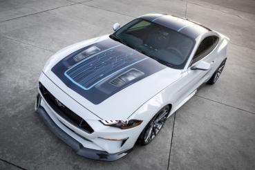 據傳Ford Mustang將於2028年轉為電動車