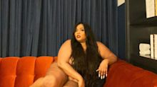 Lizzo Channels Titanic and Poses Nude in Sexy New Snaps