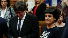 Spanish Supreme Court orders arrest of former Catalan MP Anna Gabriel