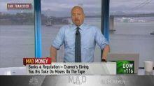 Cramer says Republican-led Dodd-Frank rollback could lead...