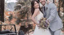 ¡Adriana Louvier se casó! mira las fotos de la boda