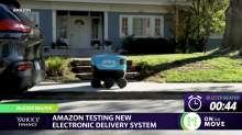 Amazon testing new electronic delivery system