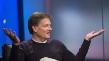 Author Michael Lewis talks Trump, Wall Street, and the Fed