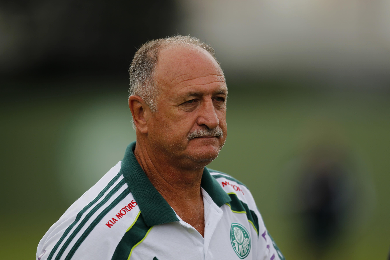 d10281e90 Palmeiras anuncia Luiz Felipe Scolari como novo treinador da equipe