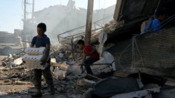 U.N. aid chief urges Security Council to push Aleppo aid access