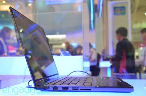 Compal's 'Ultra Mobile' Ultrabook eyes-on