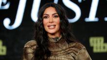 Kim Kardashian zeigt viel Haut – doch der Hingucker sind ihre Haare