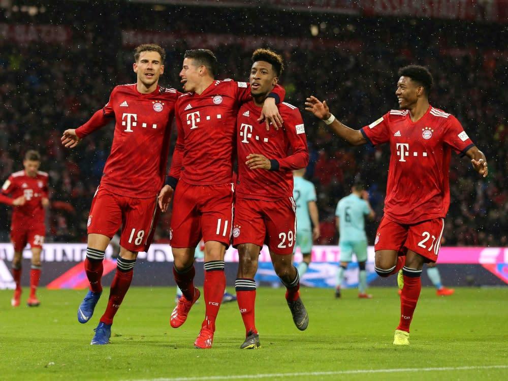 Mainz Gegen Bayern MГјnchen