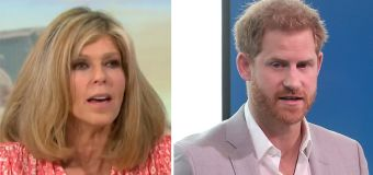 TV host takes swipe at 'entitled' Prince Harry