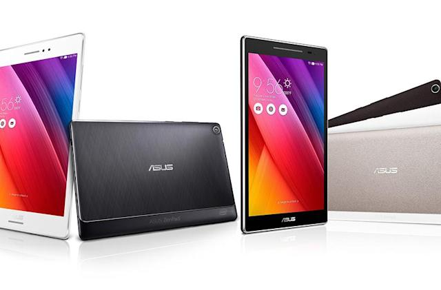 ASUS ZenPad S 8.0 has a sharp screen, slim body and plenty of RAM