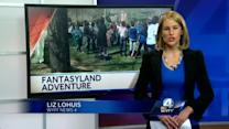 Fantasyland comes to local children