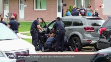 États-Unis : des émeutes éclatent dans le Wisconsin après une nouvelle affaire de violences policières