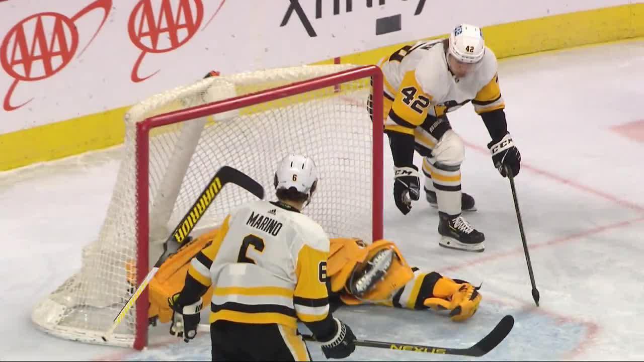 Philadelphia Flyers vs. Pittsburgh Penguins – Game Highlights