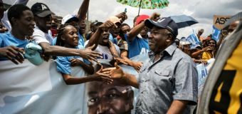 Gabon's old guard hopes to unseat Bongo dynasty scion