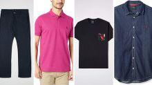 Camisas, calças e mais peças Reserva com até 40% de desconto