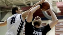 Gonzaga responds to selection committee's snub with big road win