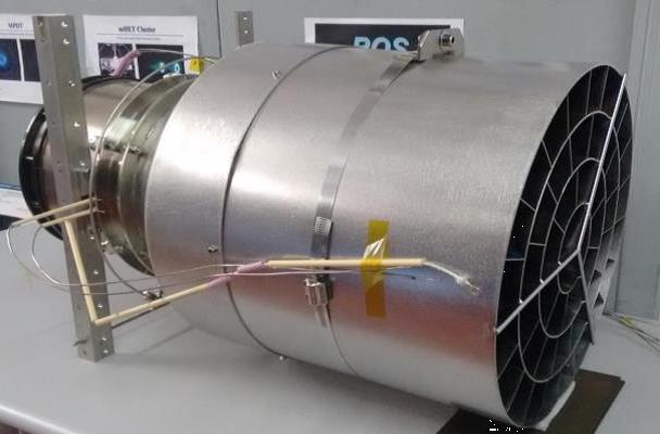ESA's air-breathing thrusters help keep satellites alive longer