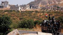 Syrie : progression de l'armée dans le nord-ouest, missiles israéliens dans le ciel de Damas