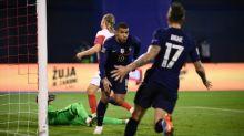 Mbappé marca no fim e França garante a vitória sobre a Croácia
