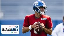 Standouts 8/14: DJ throws TDs to Engram, Slayton