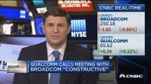Qualcomm: Open to further discussions with Broadcom
