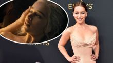 Emilia Clarke defends GoT raunchy sex scenes