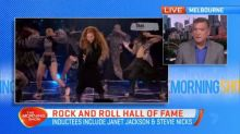 Janet Jackson to be inducted into Rock & Roll Hall of Fame