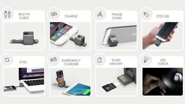 Wondercube: Superwürfel für Smartphones