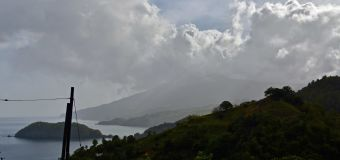 Caribbean volcano: 'More explosions could occur'