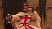 'Knightfall' star Tom Cullen takes us behind the scenes, into the muck