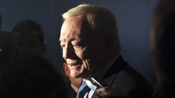 Jones thrilled to have silenced Cowboys' critics