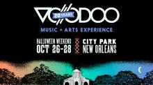 Stream the Voodoo Music + Arts Experience on Yahoo Entertainment this weekend