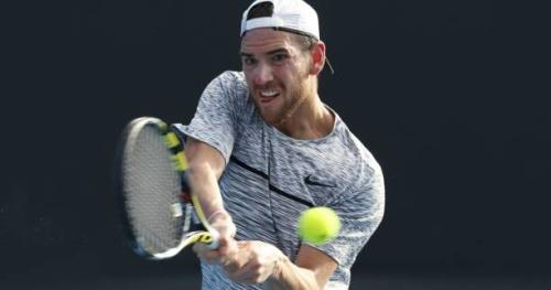Tennis - ATP - Miami - Adrian Mannarino qualifié pour les huitièmes de finale à Miami