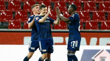 Impressive Union beat Cologne 2-1 to climb to fifth place