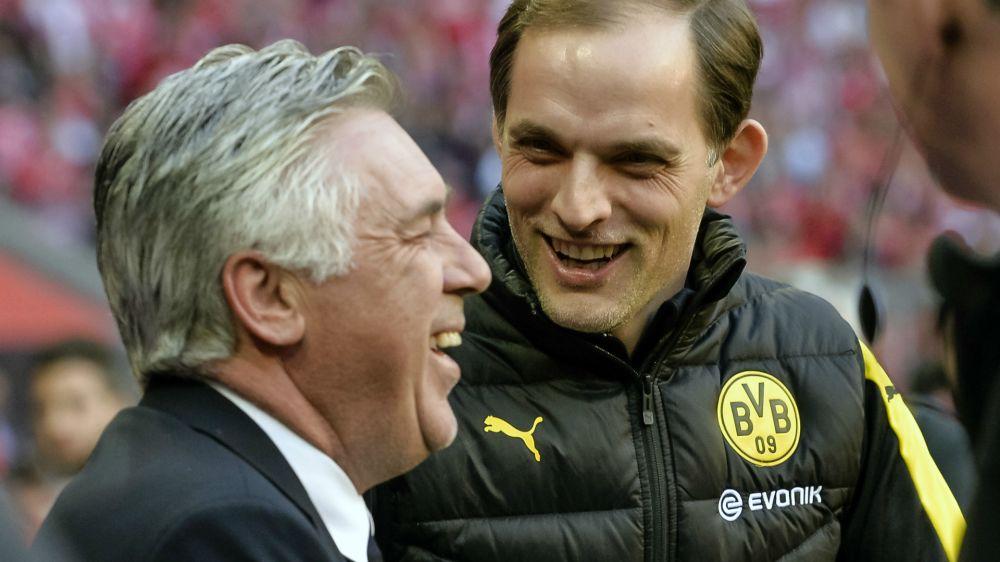 DFB-Pokal-Halbfinale FC Bayern gegen Dortmund: Die Aufstellungen