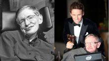 【霍金逝世】兩套電影重温他的一生 兩大男神演得神似令霍金流淚