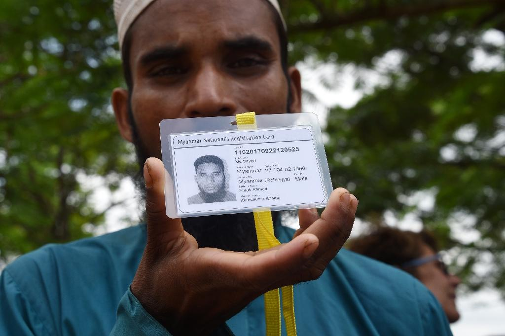The Bangladesh military began registering the estimated 480,000 new Rohingya refugees more than two weeks ago, but has so far only completed the process for around 24,000