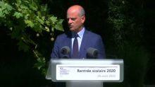 Une prime de 450 euros d'ici la fin de l'année pour les directeurs d'école annoncée par Blanquer