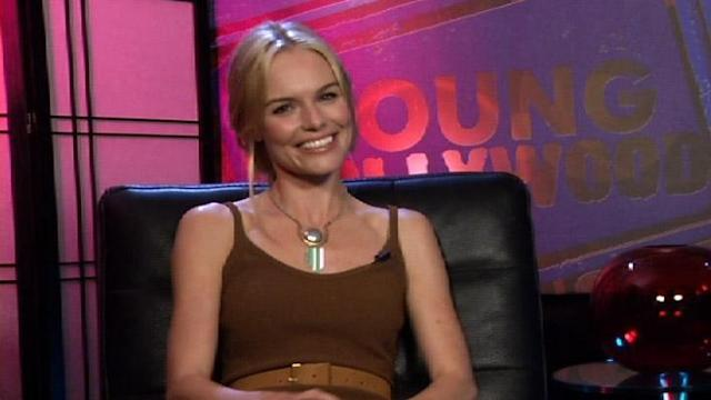 Only a fiery beauty like Kate Bosworth can tackle swordplay and fashion.