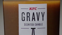 Your home can smell finger lickin' good thanks to KFC's new gravy-scented candles